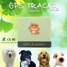 Automatic Report Position worlds cheap GPS pet tracker