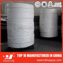 Cut edged ep/nn rubber belt for industry