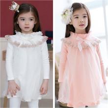 Niña de las flores vestido de china de fábrica últimas cenicienta vestidos diseño venta al por mayor de la flor vestido de la muchacha