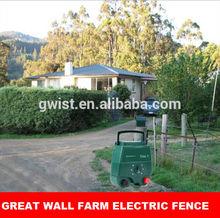 12V battery 2 J power farm electric fence energizer/charger/ energiser unit for Australia market