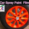 2014 hotsale orange car spray paint,car wrap vinyl film,aerosol spray paint