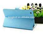 Easybear high quality wallet card natural silk pattern series tab phone case for IPAD mini china supplier