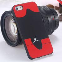 Hard Back Michael Jordan Design Series Black For iPhone 5 5S Case RCD04243
