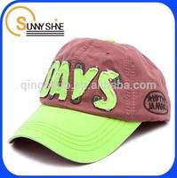Sunny Shine custom cotton winter fashion italy baseball cap hats