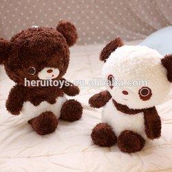 plush panda with big eyes & plush toy animal stuffed panda for kids gift