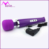 Hot Selling 10 Modes Magic Wand Massager Powerful Body Massager Clitoral Vibrator Female Masturbation Sex Adult Toys