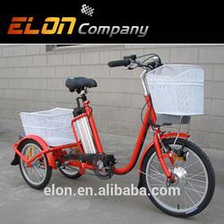 electric bike 3 wheels for adults (E-TDR03)