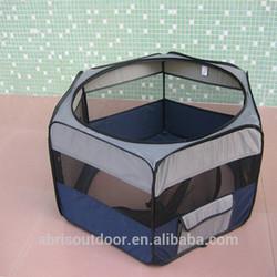 Folding 6-Panel Pet House Dog Playpen for Exercise