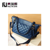 woman leather shoulder bag for sale leather PU single shoulder bag shoulder bag for girls with Quilted pattern