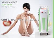 Best Hair Removal 650-950nm E-light & IPL & SHR System buying ipl shr machine supplier