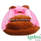 High quality Wholesale pink bear memory foam pet mat dog bed