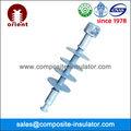 10kv aislador de suspensión compuesto para alta tensión