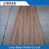 Artificial Zebrano Wood Veneer