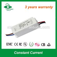 12v 24v 36v led power supply EMC LVD ROHS approved dimmable led driver 400ma