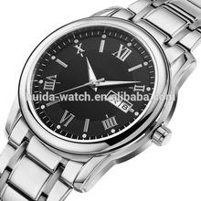 quartz stainless steel cheap chronograph watch