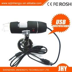 factory supply 2.0MP 500X usb digital microscope/usb microscope