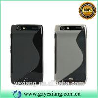 Cheap Mobile Phone TPU Case For Motorola Droid Razr Maxx XT910 XT912