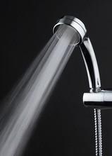 C-59-1Qianyao Cixi ABS chromed cheapest saving water King durable bathroom hand shower