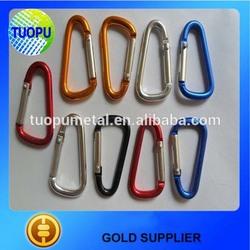 Aluminium climbing mini carabiner wholesale
