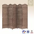 Chinesa antiga de casa decoração de interiores de bambu / tela dobrável / parede divisor de quarto