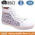 mais recente white canvas sapatilha sapatos para as mulheres