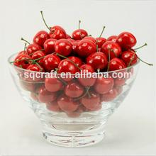 artificial fruits decorative cherry for home decor and Christmas decor