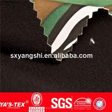 2014 waterproof soft shell fabric, anti pilling polar fleece fabric for outdoor wear