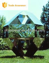 famous garden metal sculpture in USA