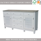 french style provincial antique industrial solid wood bedroom furniture