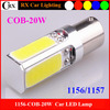 1156 3156 S25 T20 COB 20W Turning Light 12V Auto Led Secured Quality