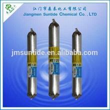 Favorable al medio ambiente de MS de polímero de sellador de silicona sellador de msds