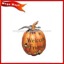 Halloween artificial dried pumpkin for decoration