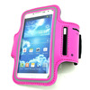 portable neoprene leather waterproof sports armband case for samsung galaxy s4