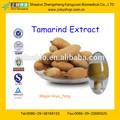 la fábrica del gmp suministro venta caliente extracto de tamarindo