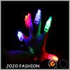 Wholesale haloween party promotion gift finger ring flashing led light