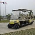 Piezas 11 asientos de carro de golf eléctrico del chasis lt- a8+3