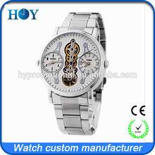 2014 fashion automatic mechanical watch Luxury men automatic mechanical watch