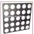 discoteca sfondo illuminazione 5x5 cree bianco caldo ha portato a matrice di punti luce pannello