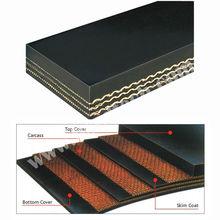 Oil resistant conveyor belt, nn conveyor belt, ruber conveyor belt