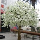 SJM14082641 Guangzhou Artificial Blossom Large Wedding Tree Cherry Tree