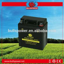 Made in China mf maintenance free motorcycle battery 12v 3ah