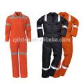 Approvisionnement en vêtements de travail nomex feu de combinaison résistante