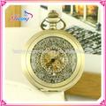 I016 antigo roma quartzo relógio de bolso, Loja de relógio para homens relógio