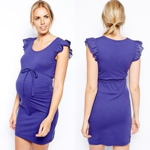 Summer wholesale clothing jersey wear for sex pregnant women