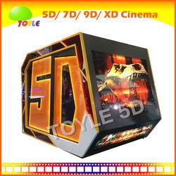 2014 high return 5D cinema
