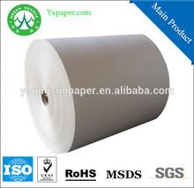 1.3mm grey hard paperboard/grey carton board and laminated paperboard