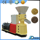 CE ISO SKJ1050 flat die electric mill automatic machine alfalfa pellets for horses