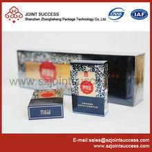 Custom Logo printing tobacco custom screen print transfers paper packet