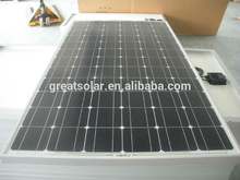 Favorable price 230w/30v mono solar panel with CE,ISO ceitificate from Chinese manufacturer