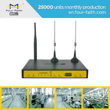 F3B32 Bus wifi 3G/4G Router with Local Entertainment m